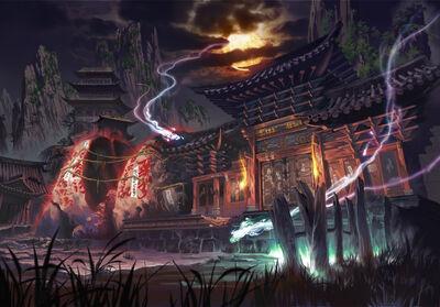 Ling-Sheng Su Ruin