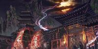 Ling Sheng-Su Temple Ruin