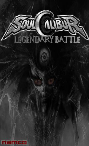 Legendary Battle.(alt poster)