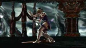 Soul Calibur IV Cassandra's Ending(JP)
