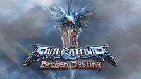 Soul Calibur Broken Destiny OST - To the Wind