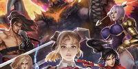 Soulcalibur: Unbreakable Soul