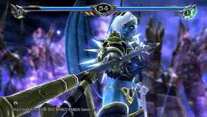 Lily Battle 4