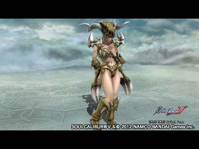 SOULCALIBUR Ⅴ Voodoo Set