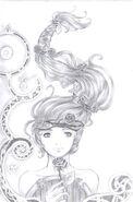 Runa yellow rose by manga denise-d5u0ybw
