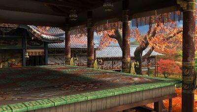 Jyurakudai Villa