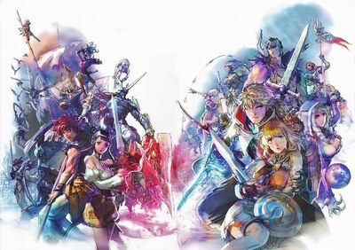 Soul Calibur New Legends Of Project Soul 001-196