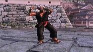 SoulCalibur II PS2 Heihachi's Exhibition Theater 2nd costume