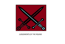 Supreme Judgement Knights Organization Symbols Logo