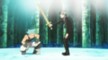 Soul Eater Episode 9 HD - Black Star confused how Kid removed Holy Sword