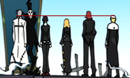 Azusa height comparison5