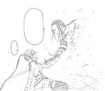 Masamune's redemption before death