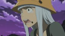 Soul Eater Episode 13 HD - Eruka upset with Medusa's arrangement