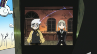 Soul Eater Episode 1 HD - Maka and Soul 3