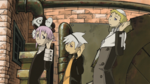 Soul Eater Episode 27 HD - Crona, Ragnarok, Soul, and Justin cannot hear