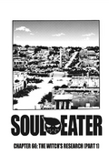 Soul Eater Chapter 66 - Cover