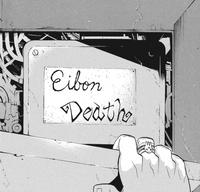 Soul Eater Chapter 31 - Kid discovers Eibon