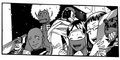 Soul Eater Chapter 113 - Death Scythes celebrate