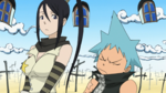 Soul Eater Episode 2 HD - Black Star refuses the easy way
