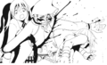 Chapter 4 - Soul takes a blow for Maka by Crona