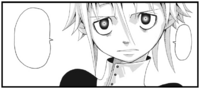 Soul Eater Chapter 17 - Crona stares