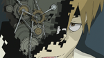 Soul Eater Episode 26 HD - Giriko begins transformation (3)