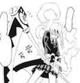 Soul Eater Chapter 11 - Maka tries to hold Soul