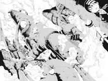 Soul Eater Chapter 41 - Nidhogg Monster Factory