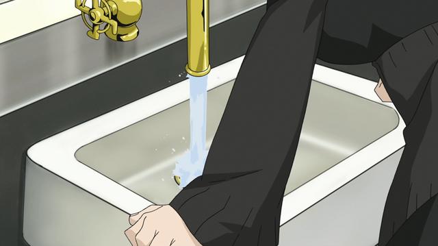 File:Soul Eater Episode 25 HD - Marie restroom 1.png