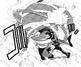 Soul Eater Chapter 31 - Kid knocks the Fisher King
