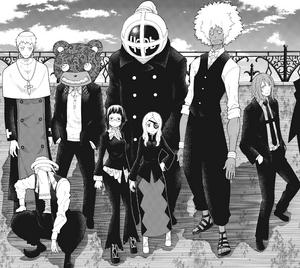 The Eight Death Scythes