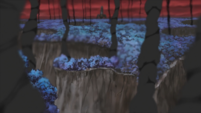 Soul Eater Episode 47 HD - Baba Yaga Robot destroying Amazon