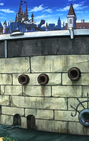 File:Soul Eater Episode 24 HD - Death City snake sewer.png
