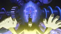 Soul Eater Episode 47 HD - Lord Death creates Death City Robot (58)