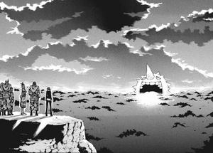 Soul Eater Chapter 48 - DWMA wait at the Amazon