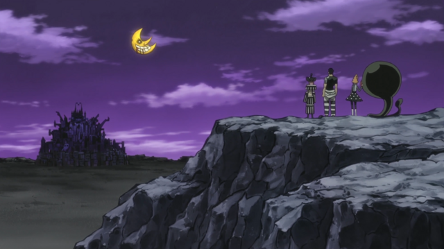 File:Soul Eater Episode 24 HD - Medusa's Army escaped.png