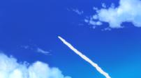 Soul Eater Episode 3 HD - Kid flies