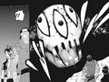 Soul Eater Chapter 99 - Sid and Akane confront Asura