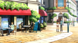 Soul Eater NOT Episode 4 - Death City cafe