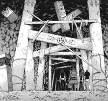 Soul Eater Chapter 102 - Asura's Moon cavern