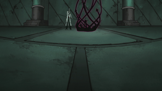 File:Soul Eater Episode 24 HD - Medusa's body and soul evaporate.png
