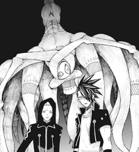 Soul Eater Chapter 92 - White Rabbit waits