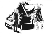 Soul Eater Chapter 42 - Soul's piano