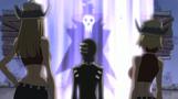 Soul Eater Episode 3 HD - Death speaks with Kid 2