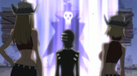 Soul Eater Episode 3 HD - Death speaks with Kid 2