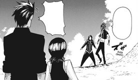 Soul Eater Chapter 94 - Noah finds Akane and Clay