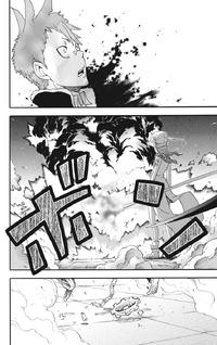 Soul Eater Chapter 76 - Giriko dies