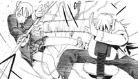 Chapter 2 - Stein hits Maka with his wavelength