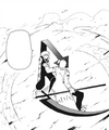 Soul Eater Chapter 21 - Stein and Medusa reach stalemate