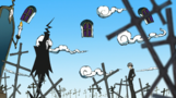 Soul Eater Episode 16 - Kid questions Lord Death